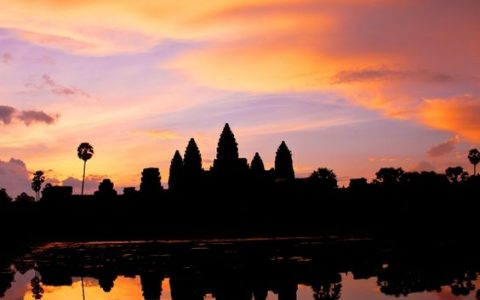 Angkor Sunset